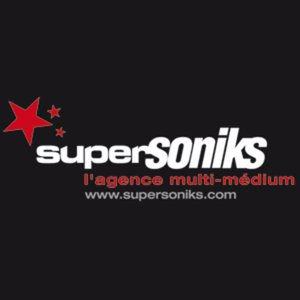 Logo Supersoniks